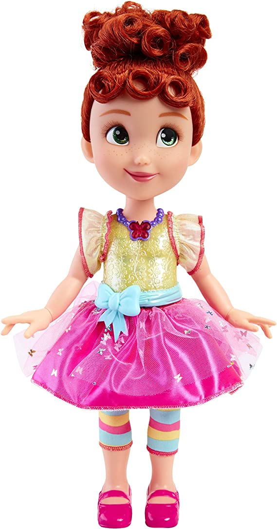 Disney Fancy Nancy Shall We be Fancy Talking Doll NIB 35 Phrases Lights Music