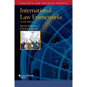 International Law Frameworks (Concepts and Insights)