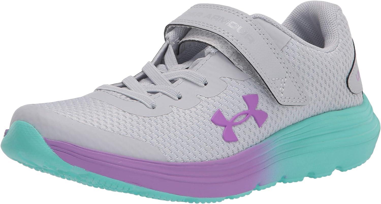 Under Armour Kids Pre School Surge 2 Alternate Closure Fade Sneaker