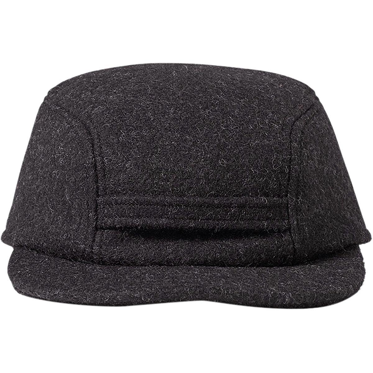 532d4333424 Filson Mackinaw Wool Cap (Charcoal