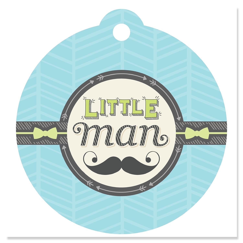 Dashing Little Man Mustache Party Image 1