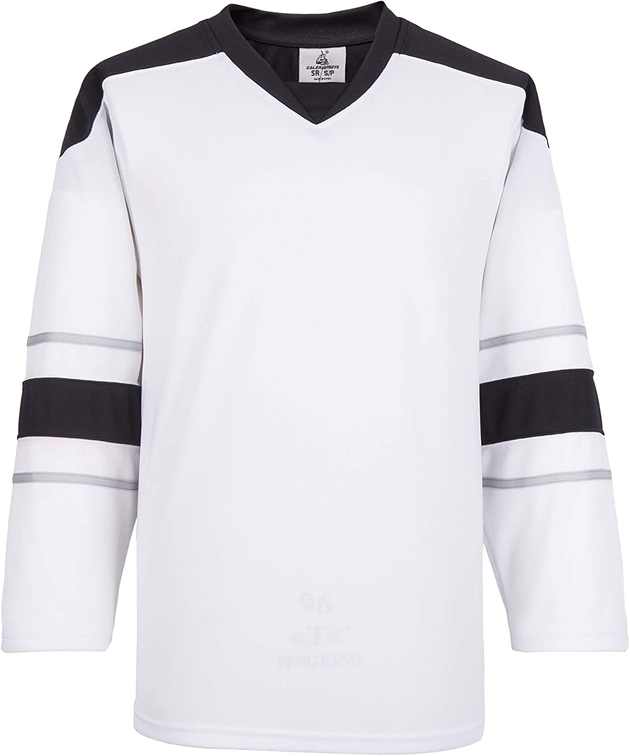 Adult and Youth EALER H900 Series Blank Ice Hockey League Sports Practice Jersey for Men
