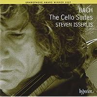 Bach - Cello Suites / Steven Isserlis