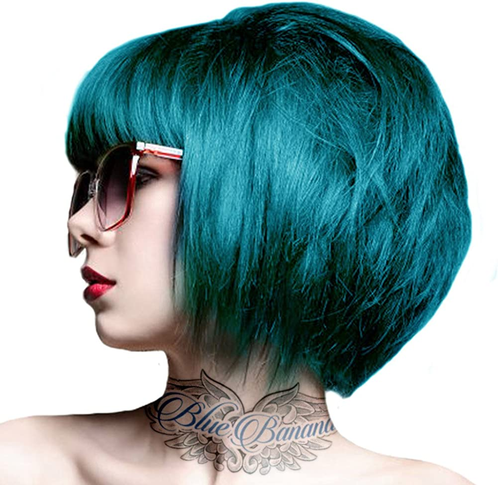 Tinte para el cabello color berenjena