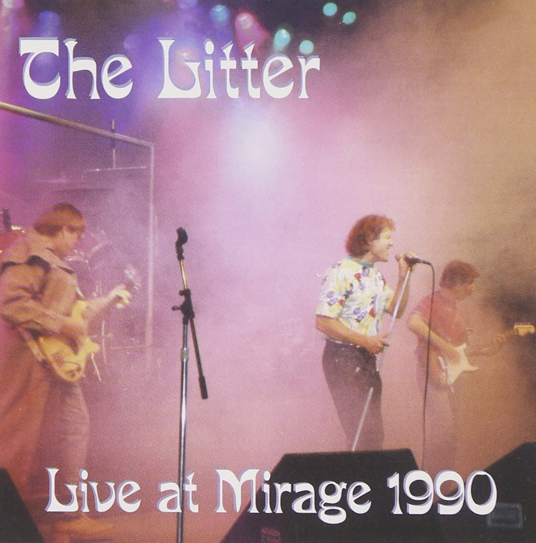 Live At Mirage 1990 by Arf! Arf!