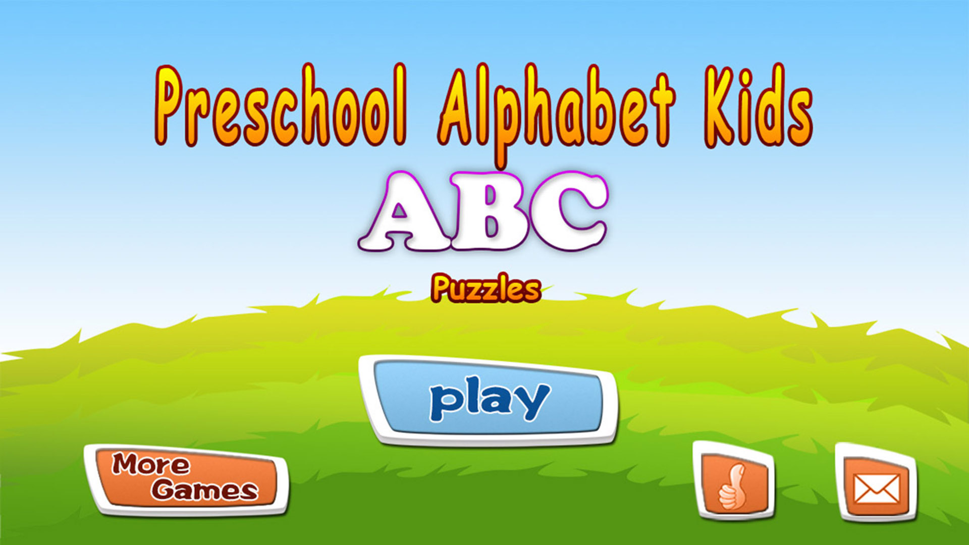 AmazonCom Preschool Alphabet Kids Abc Puzzles And Flashcards