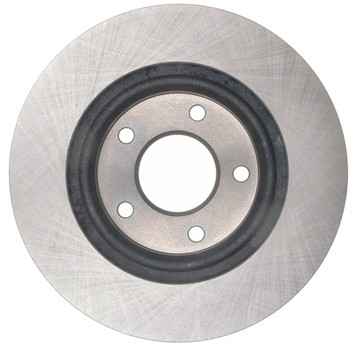 ACDelco 18A2446A Advantage Non-Coated Front Disc Brake Rotor