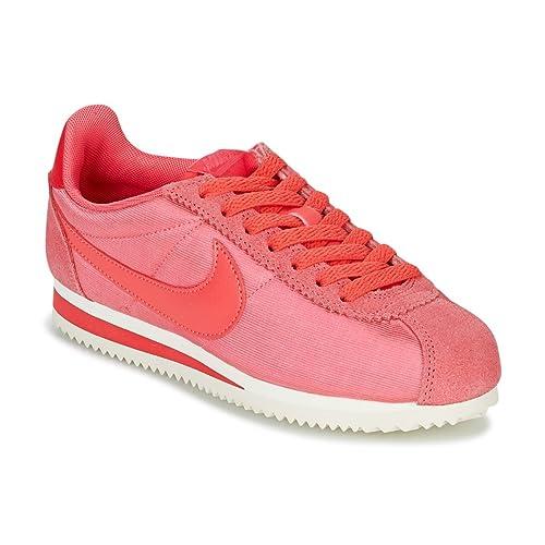 Zapatillas Nike Classic Cortez CORL/CORL 38 Coral: Amazon.es: Zapatos y complementos