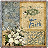 Pure Country Faith Small Blanket Tapestry Throw