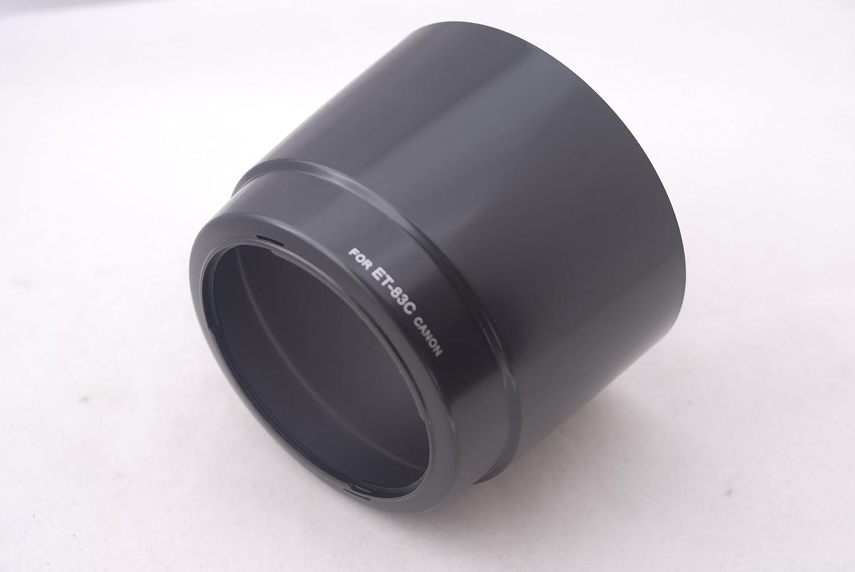 Maxsimafoto ET-83C White Lens Hood for Canon EF 100-400mm f//4.5-5.6L