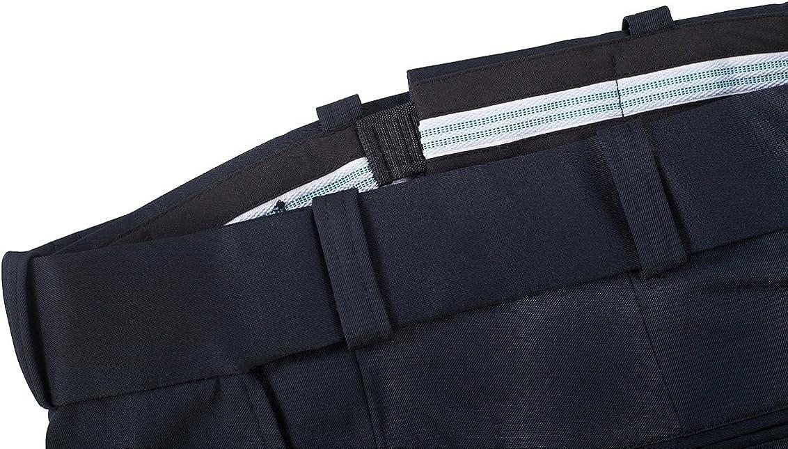 Dehnbare Taille Elaine Karen Premium Smokinghose f/ür Herren Bequeme Passform Flache Vorderseite
