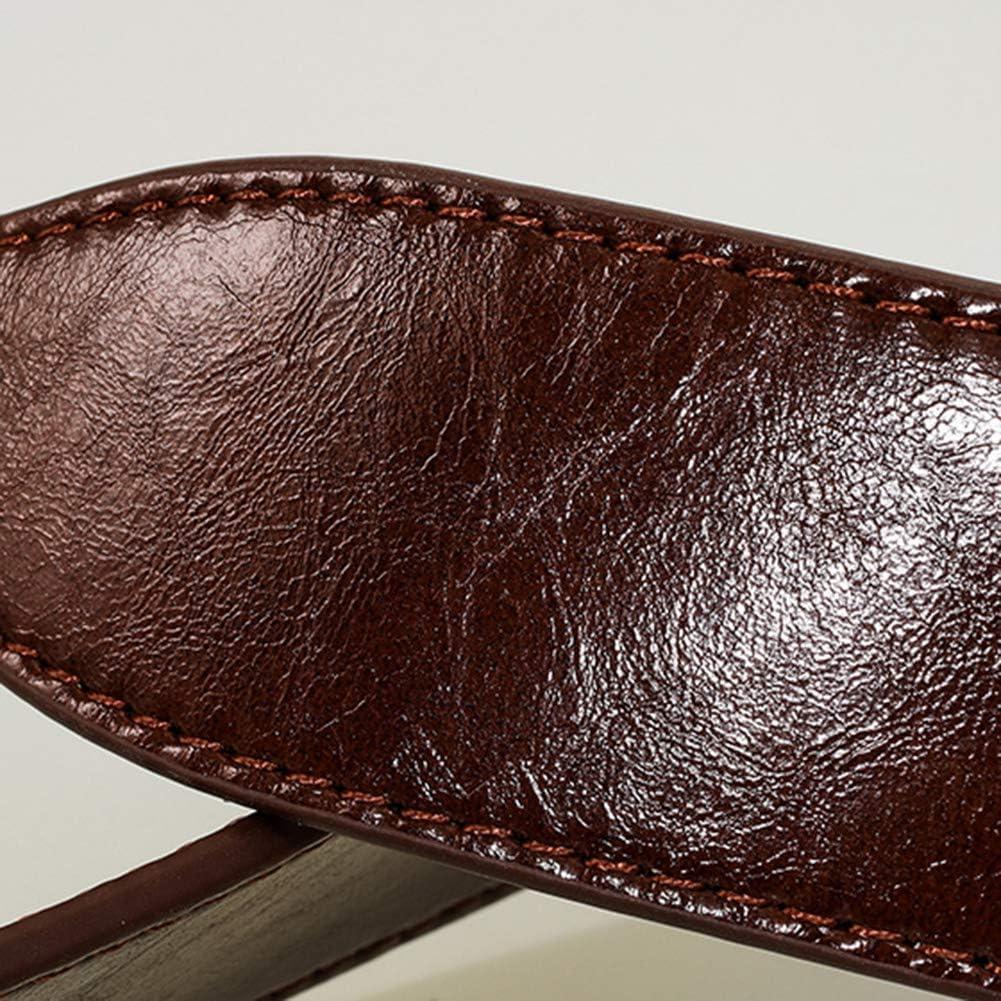 MoreChioce Anse de Sac /à Main Remplacement pour Bandouli/ère en PU Cuir Large 4cm /& Longueur 100-116cm Sangle de Rechange Amovible Bag Bricolage Accessoires avec Boucles