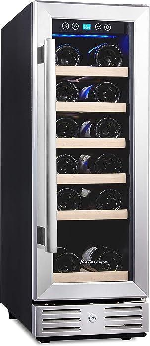 Top 10 12 Inch Beverage Refrigerator