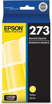 Epson Claria Premium Original Ink Cartridge Yellow