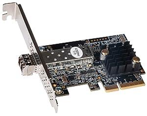 Sonnet Presto Solo 10GbE SFP+ PCIe Card (G10E-SFP-1X-E3)