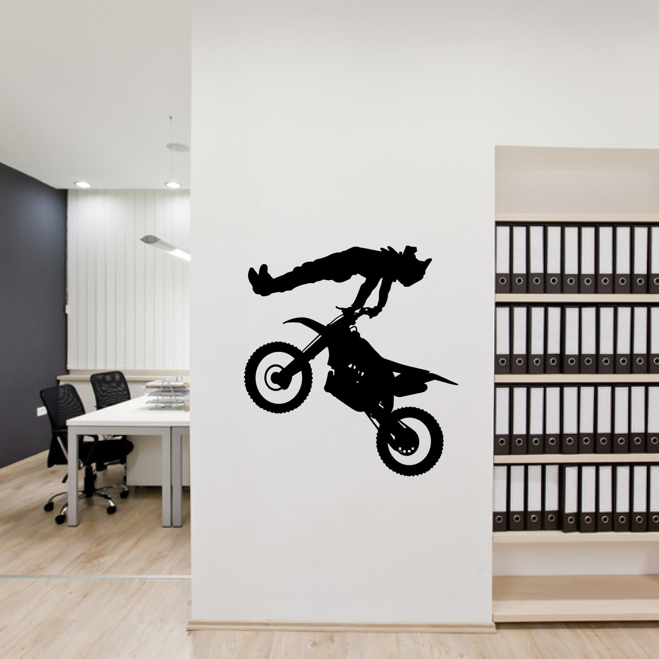 Motocross Bedroom Decor Amazoncom Motocross Wall Decal Sticker 10 Decal Stickers And