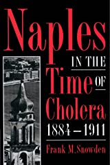 Naples in the Time of Cholera, 1884-1911 Paperback