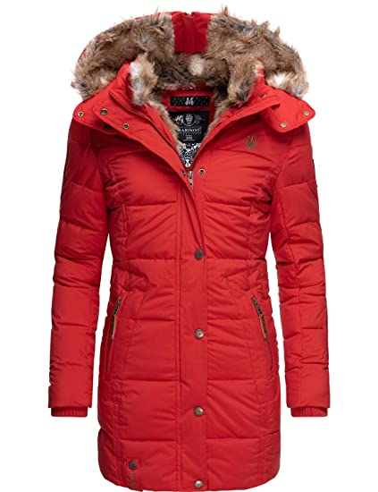 Papaya Damen Navahoo XXL XS Steppmantel 17 Winter Farben Mantel mN8wnOv0