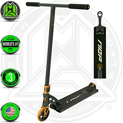 Madd Gear VX9 Pendulum Complete Pro Stunt Kick Scooter NEW CHOOSE FROM 3 COLORS