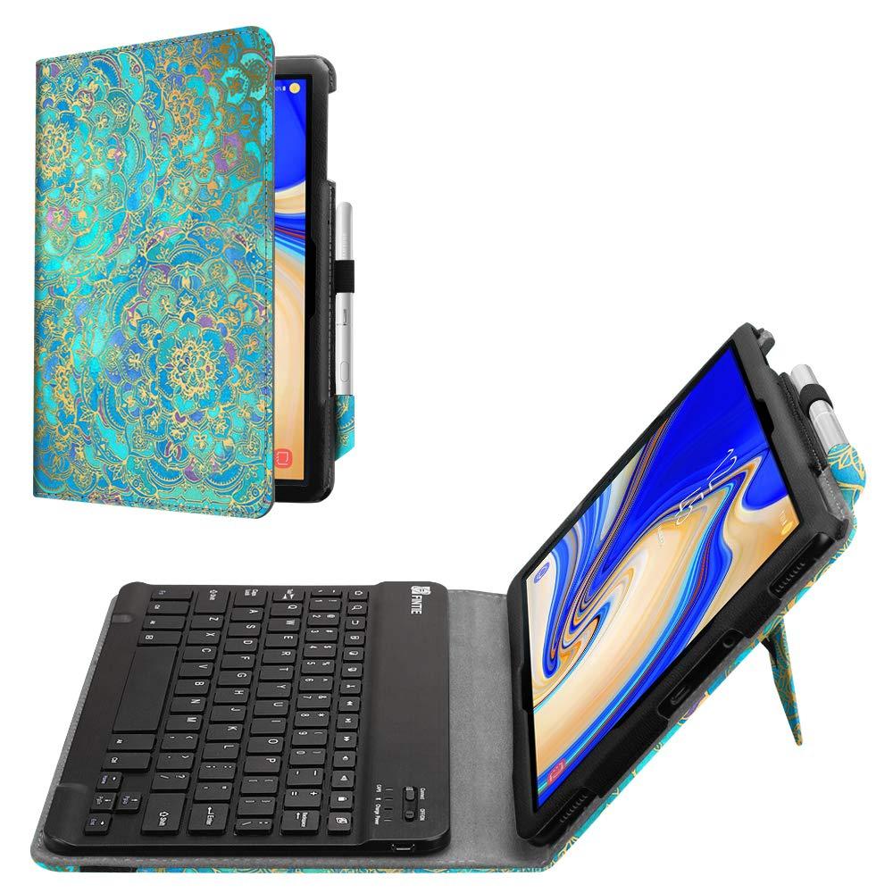 Funda + Teclado Galaxy Tab S4 10.5 FINTIE [7K15SDL8]