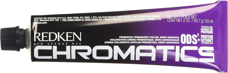 Redken Chromatics - Cuidado capilar, color 3.01 natural, 63 ml
