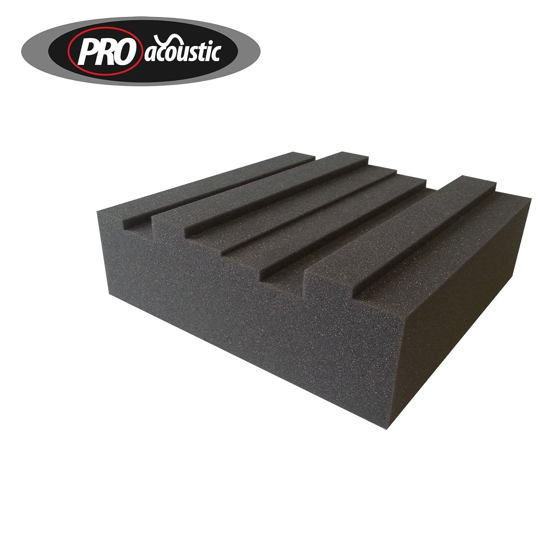 10x Block100 Pro Acoustic Foam Tiles Studio Sound Treatment Amazon