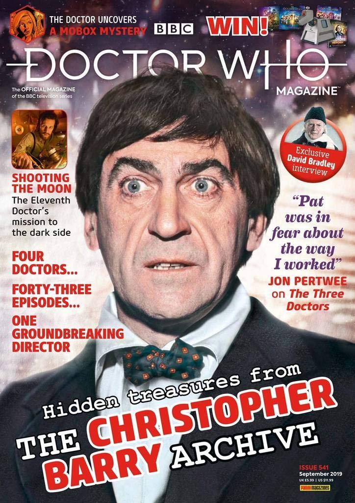 Doctor Who Magazine: Amazon co uk: Kindle Store
