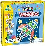 My First Sticky Mosaics Vehicles