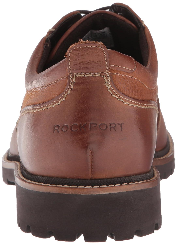 Rockport Mens Marshall Plain Toe Oxford