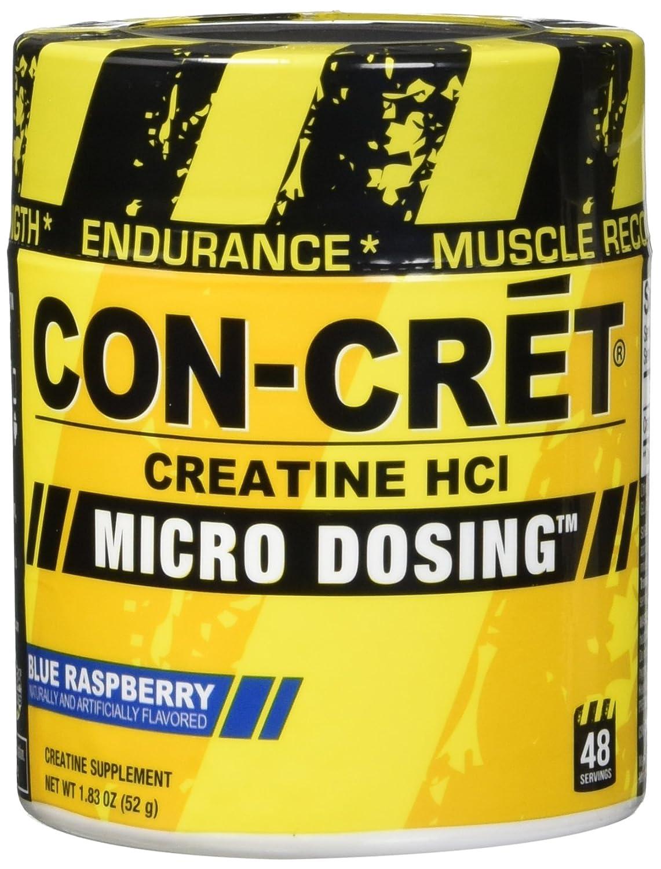 CON-CRET 48 SERVINGS - PURE CONCENTRATED CREATINE B004PQ6KLI