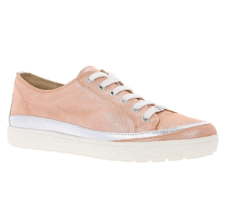 Caprice 23654, Zapatos de Cordones Derby para Mujer 38.5 EU|Rosa