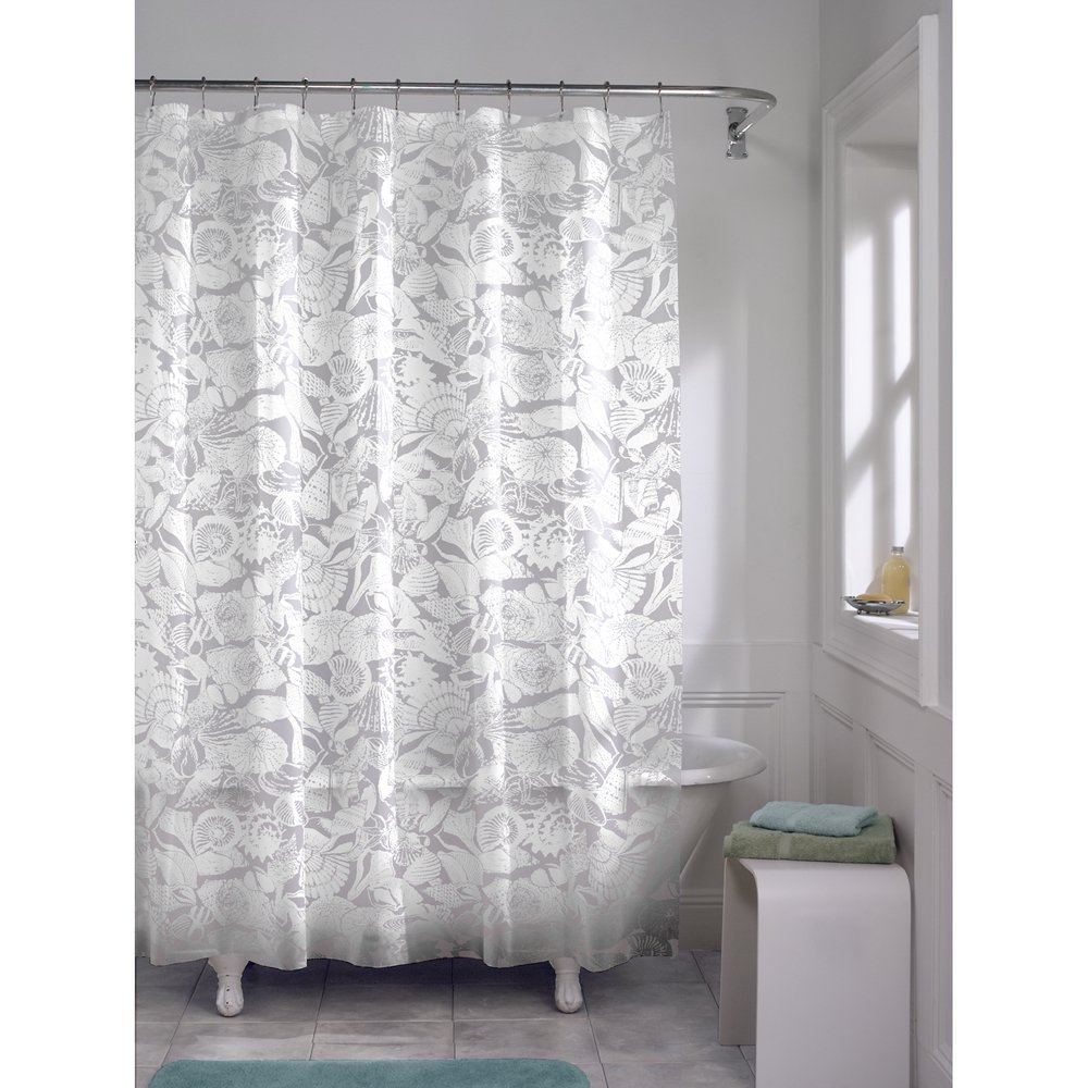 Peva shower curtain nautical design - Amazon Com Maytex Sea Shells Peva Shower Curtain 70 X 72 Home Kitchen