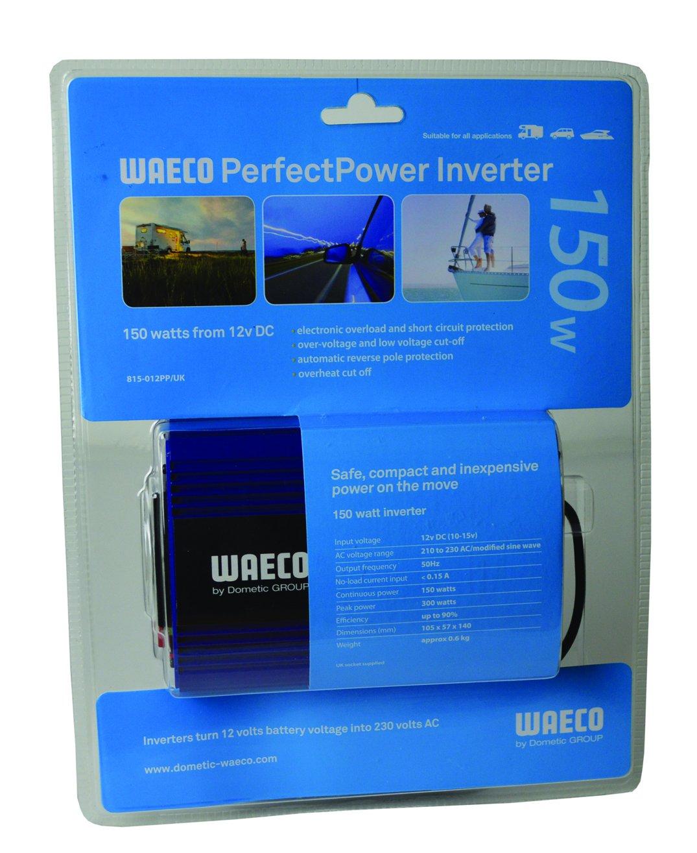 Dometic 815-012PP Modified Sine Wave Inverter 150 W/12 V 815-012PP/UK/HK
