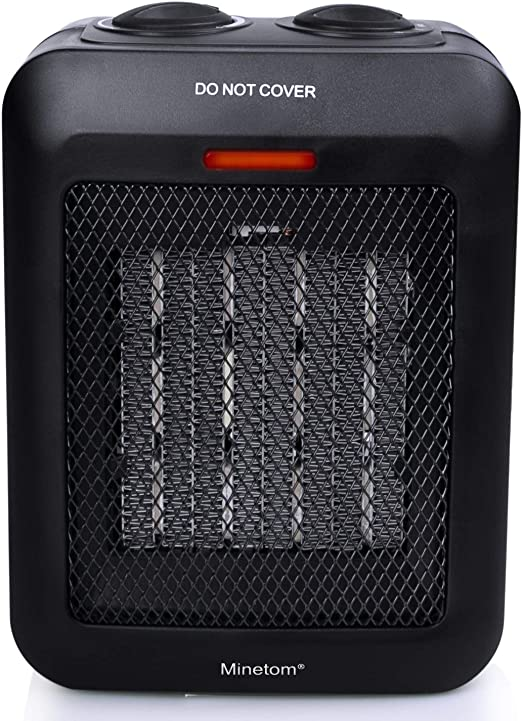 Perfect Home 1500 watt ceramic heater w// 6 ft cord used in box works great