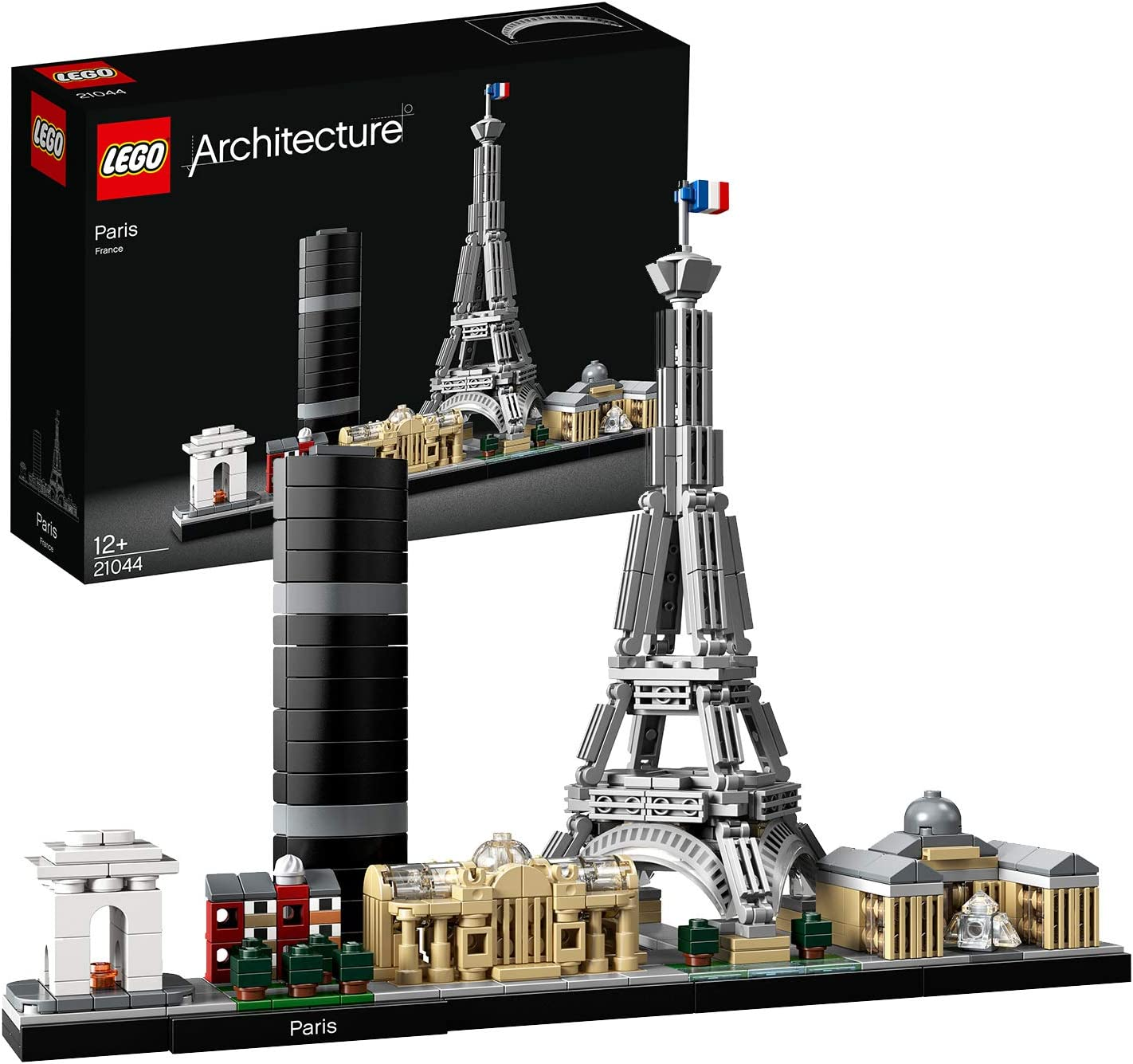 Amazon Prime - LEGO 21044 Architecture Paris (Skyline-Kollektion) für nur 34,85€