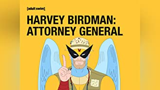 Harvey Birdman, Attorney General Season 1