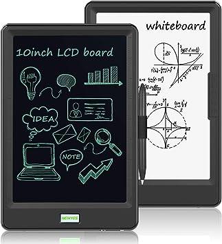 Amazon.com: Tableta de escritura LCD de 10 pulgadas, Wobeco ...