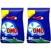 Omo Active Auto Powder Detergent – Front Load, 2 x 7.5 kg