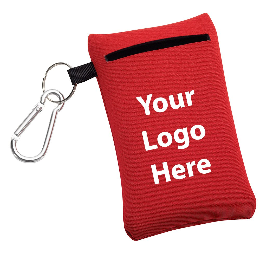 Slide Media Case - 200 Quantity - $1.50 Each - PROMOTIONAL PRODUCT / BULK / BRANDED with YOUR LOGO / CUSTOMIZED by Sunrise Identity