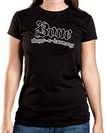 Certified Freak Bone Thugs T-Shirt Girls Black S