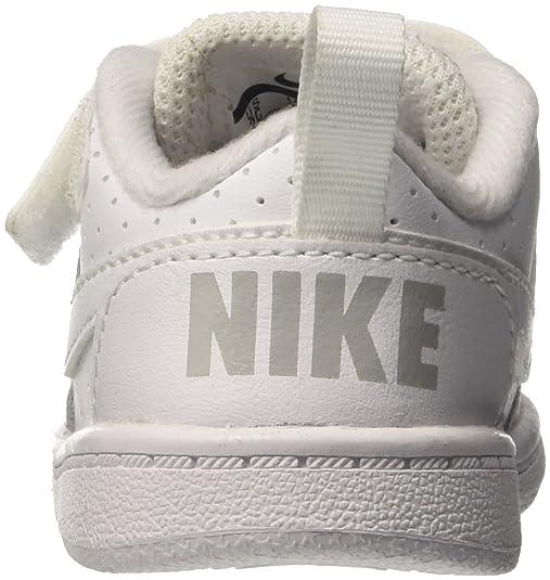 Nike Boys/' Court Borough Low Gymnastics Shoes