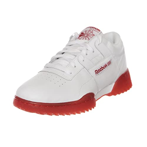 Reebok Workout Clean RIPPL White Primal RED-ICE (EU 40)  Amazon.co ... f3421f2f8