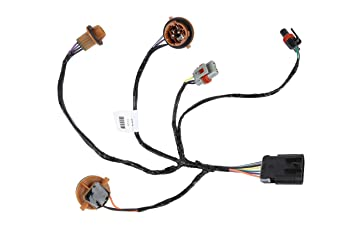 amazon com acdelco 25809079 gm original equipment headlight  automotive headlight wiring harness #12