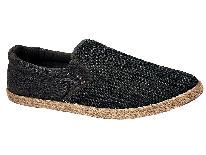 Foster Footwear - Tenis para chico adultos unisex hombre mujer , color negro, talla 41.5