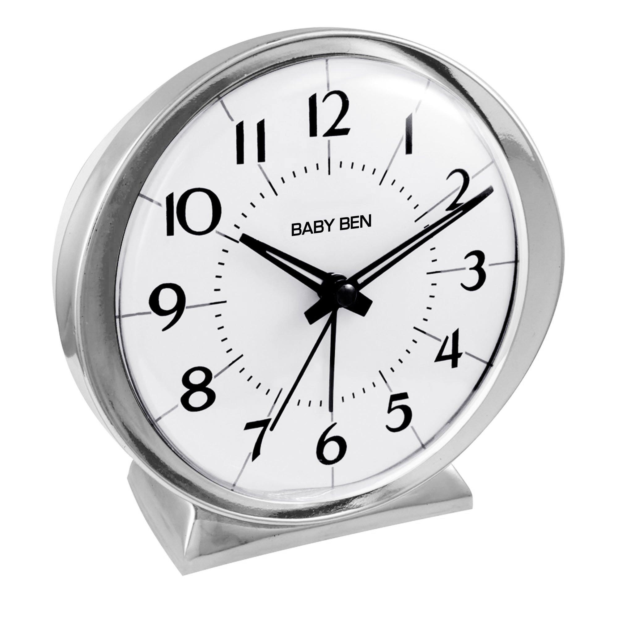 Westclox 11611 Authentic 1964 Baby Ben Classic Alarm Clock