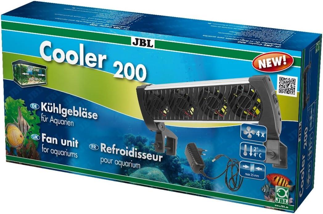 JBL Cooler 200 - 4 ventiladores de refrigeración para acuario ...