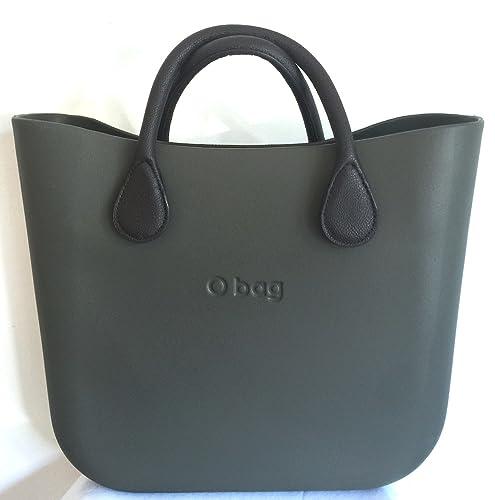 O BAG - Bolso al hombro para mujer VULCANO: Amazon.es: Zapatos y complementos