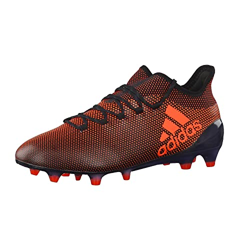 new styles 622a8 fa7ec adidas X 17.1 FG, Scarpe da Calcio Uomo, Nero (NegbasRojsol