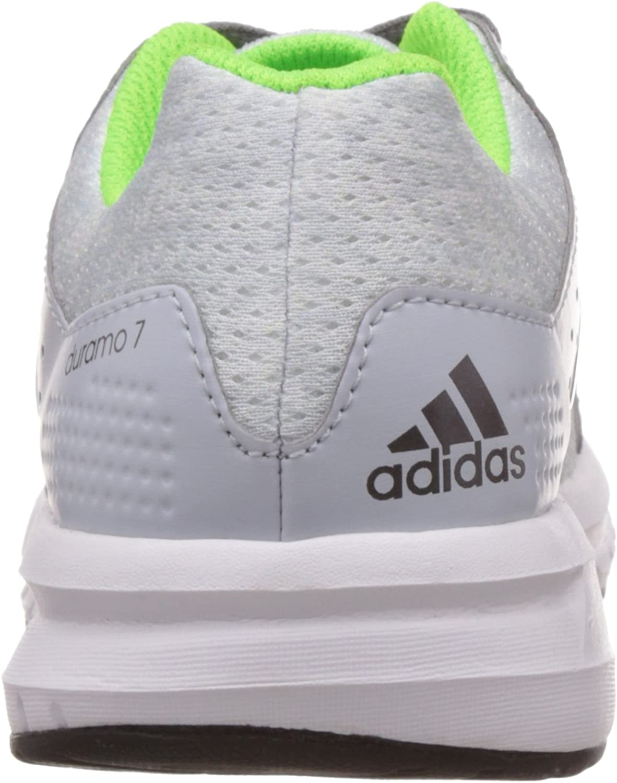 adidas Duramo 7 Damen Laufschuhe Eis Weiß Silber