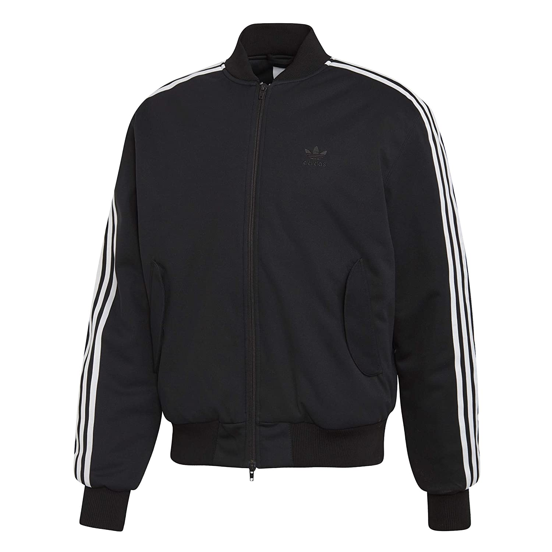 adidas MA1PaddedMate, Jacke für Herren S Schwarz: Sport